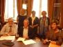 Ondertekening erfpachtovereenkomst